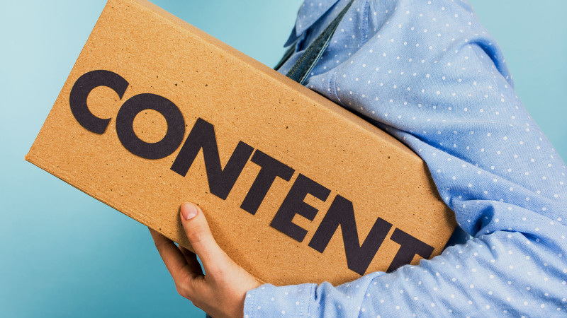 Content Marketing Box