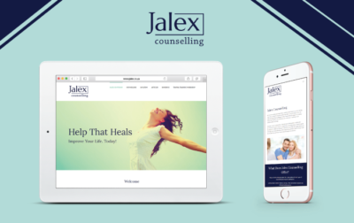 Jalex Consulting Website Dev