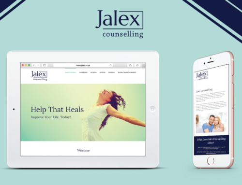 Jalex Consulting Website Design