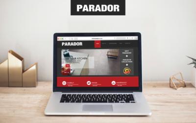 Parador Website Development