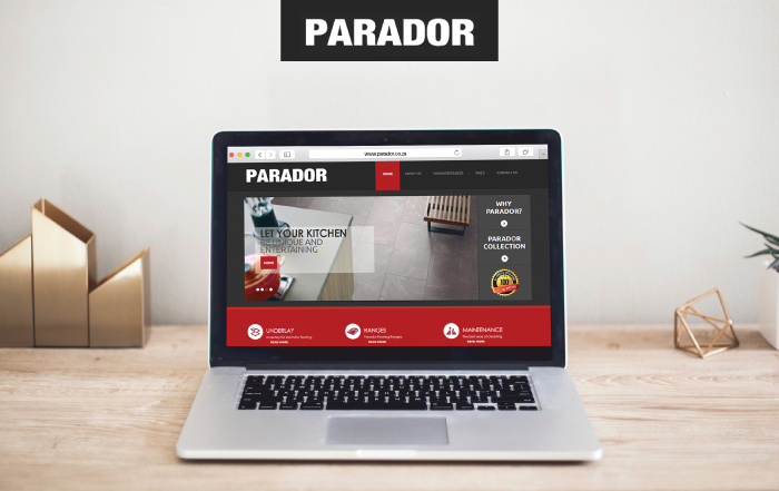Parador Website Development
