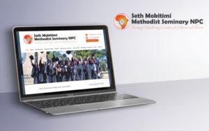 Seth Mokitimi Methodist Seminary Website Development
