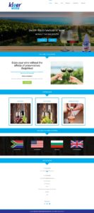 Kleerwine website was built by Ipcoweb Digital