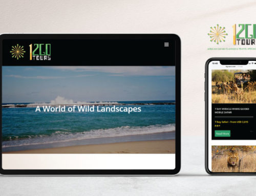 12 Go Tours Website Design